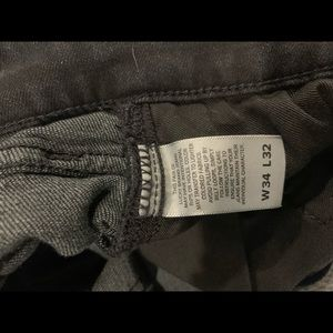 Lucky Brand Jeans - Lucky brand black jeans